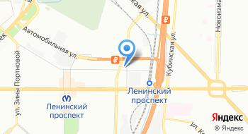 Газпортал.ru на карте