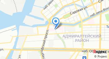 ФГБУ Спмц Минздрава России на карте