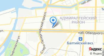ОГИБДД УМВД России по Адмиралтейскому району г. Санкт-Петербурга на карте