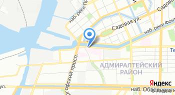 ФГБУ СПМЦ Министерства здравоохранения России на карте