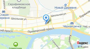 Автоломбард Союз Кредит на карте