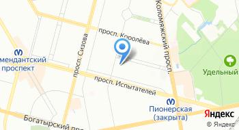 Диполь-Сервис на карте
