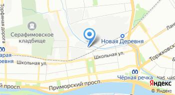 Лазерная производственно-торговая компания на карте
