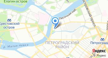 ФГБУ Северо-Западное УГМС на карте