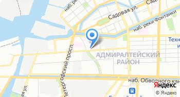 Городская поликлиника №24 Отделение скорой медицинской помощи на карте