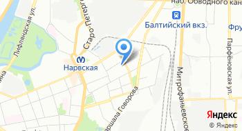 Агентство ЮнитиБалт HR на карте