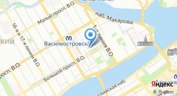Мром СПб Просвещение на карте