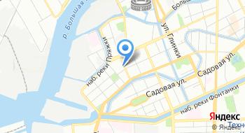 Магазин канцтоваров Карандаш на карте
