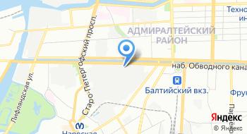 ЛенГрупп на карте