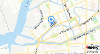 Русская Буровая компания на карте