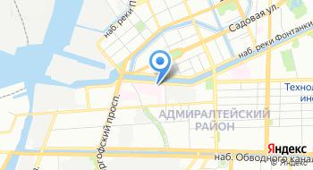 Санкт-Петербургский Городской гериатрический медико-социальный центр на карте