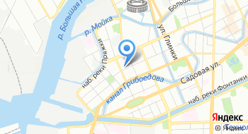 Северо-Западная региональная служба спасения на карте