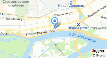 Главное следственное управление Следственного комитета РФ Следственный отдел по Приморскому району на карте