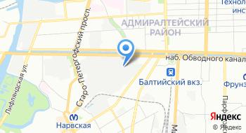Студия Factory на карте