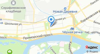 Клуб крысоводов Петербурга на карте