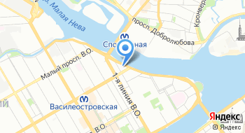 Управляющая компания Тучков мост на карте