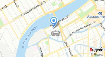 Фольклорный этнографический центр Санкт-Петербургской государственной консерватории на карте