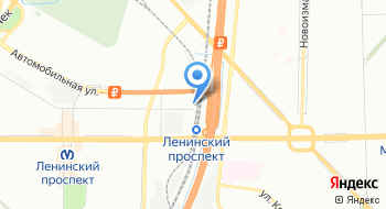 Мир РТИ Петербург на карте