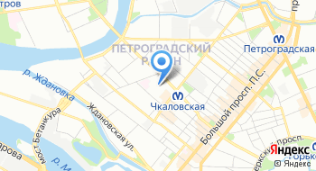 Ассоциация научно-технических переводчиков Санкт-Петербурга на карте