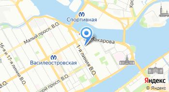 Служба русского языка на карте