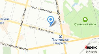 Флюорографическая Станция Приморского района на карте