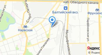 ВК Вентавангард на карте