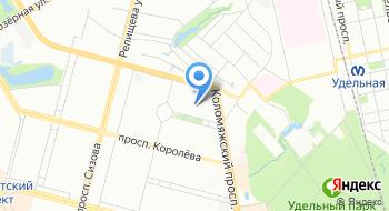 Питер Финанс Сервис на карте
