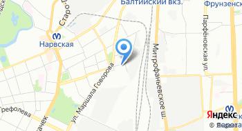 Интернет-магазин Бегемоша на карте