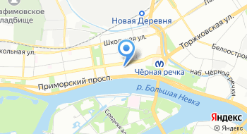 Шенген Тревел на карте