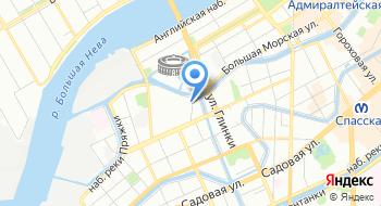 Музыкальное училище имени Римского-Корсакова на карте