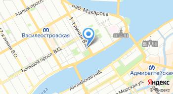 Изыскатель-2000 на карте