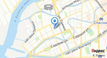 СПА-салон Время SPA на карте
