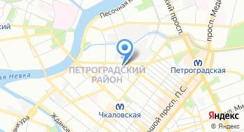 Букинистический магазин на карте