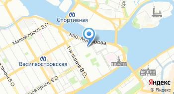 Консьерж-служба Sokos Palace Bridge на карте