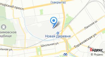 Кб-Нс на карте