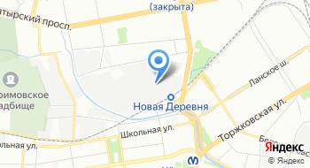 DeCar на карте