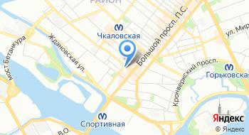 ГБУЗ городская поликлиника № 30 Детское поликлиническое отделение № 14 на карте