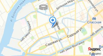 Ателье головных уборов Аршиненковой на карте