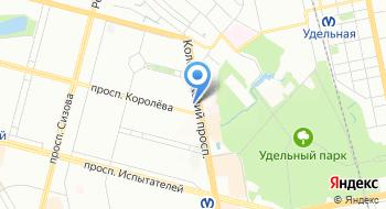 Автоцентр Интей Лада на карте