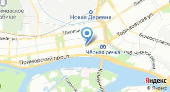 Бислау на карте