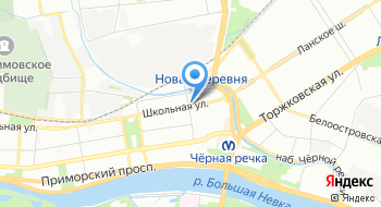 Интернет-магазин автотюнинга Stars Parts на карте