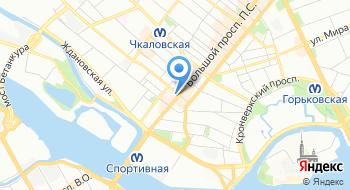 Учебный центр НОУ ДПО Кварта на карте
