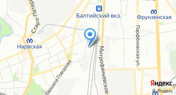 Фирма Невская Сушка на карте