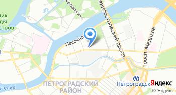 Территориальный орган Федеральной службы государственной статистики Отдел по Приморскому району на карте
