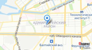 Компания Грузовичкоф на карте