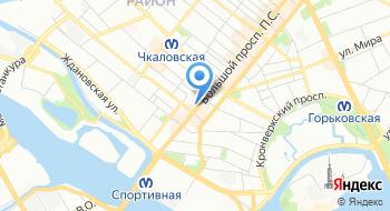 Компания Руно на карте
