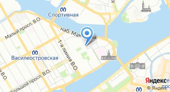 Балтийская студия автозвука на карте