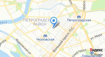 Санкт-Петербургское Общество Сознания Кришны на карте