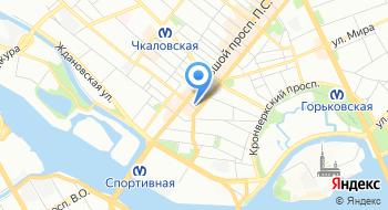 Ивент Плюс на карте