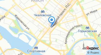 Свадебный салон Интерстиль на карте